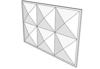 driveway gate raised sheet